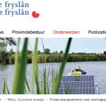 Friese energiepremie